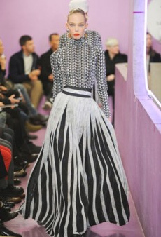 Kenzo Fall 2012 Runway Review