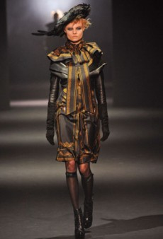 John Galliano Fall 2012 Runway Review
