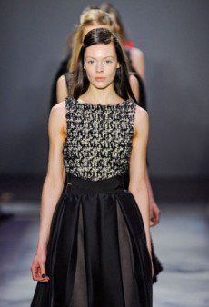 Giambattista Valli Fall 2012 Runway Review