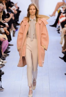 Chloe Fall 2012 Runway Review