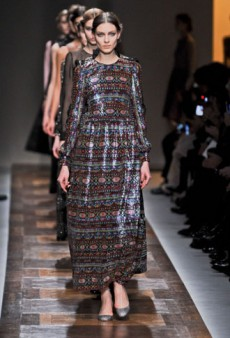 Valentino Fall 2012 Runway Review