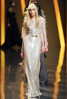 Elie Saab Fall 2012 Runway Review