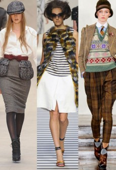Top 10 Trends for Fall 2012