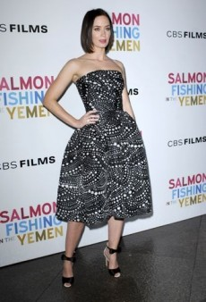 Emily Blunt and Other Best Dressed Celebs of the Week