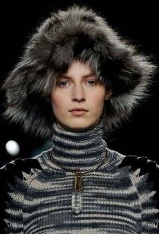 Fall 2012 Trend: Statement-Making Hats and Hair Accessories