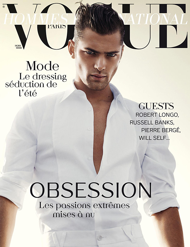 Vogue Hommes International Sean Opry