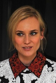 Diane Kruger: Look of the Day – Derek Lam Fall 2012 Creation