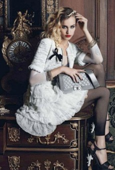 Link Buzz: Alice Dellal for Boy Chanel Print Campaign & George Clooney Arrested
