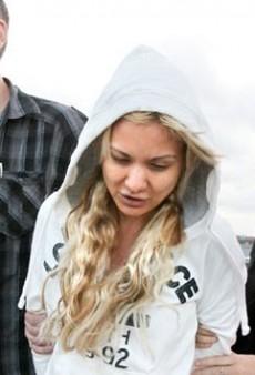 Model Simone Farrow (AKA Starr) Arrested for Selling Methamphetamine