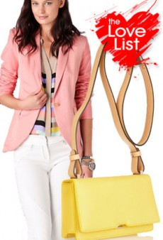 Pastel Persuasion: The Love List