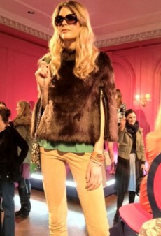 Juicy Couture Fall 2012 Preview