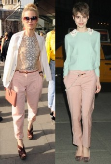Get the Celeb Look: Pastels