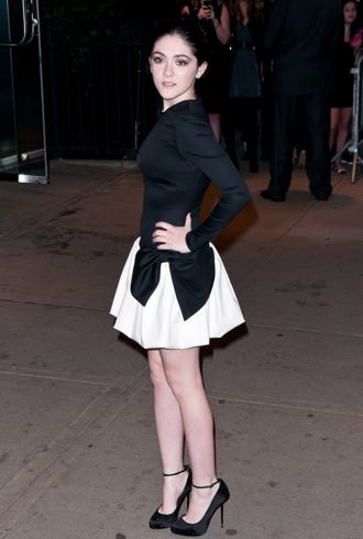 Isabelle Fuhrman New York Premiere of The Hunger Games March 2012 cropped