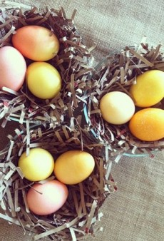 Lauren Conrad Gets Crafty For Easter and Other Celeb Twitpics of the Week