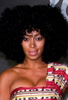 Solange Knowles: Look of the Day