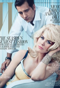 Nicole Kidman and Clive Owen Grace the Cover of W's May Issue (Forum Buzz)