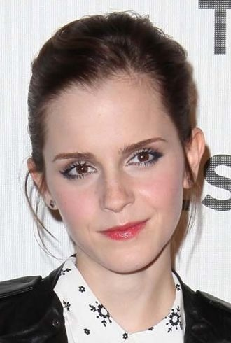Emma Watson 2012 Tribeca Film Festival Struck By Lightning New York City cropped