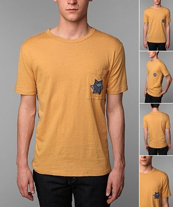 Urban Outfitters Jewish Star