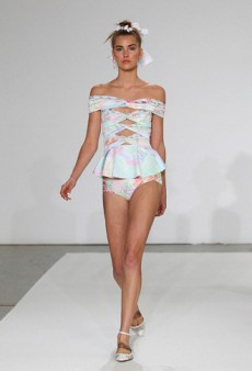 Fashion Week Australia S/S 2012-2013: Day Two Recap