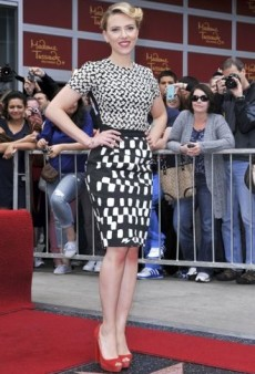 Scarlett Johansson and Other Best Dressed Celebs of the Week