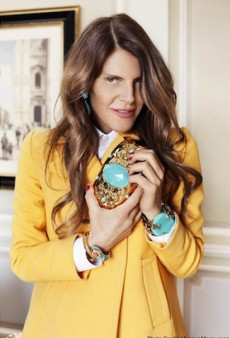 Anna Dello Russo's Accessories Collection for H&M is Everything I've Ever Wanted [VIDEO]