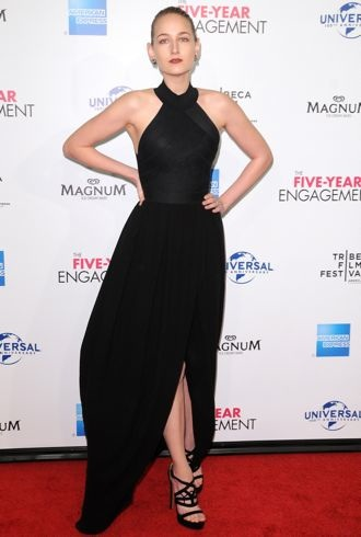 Leelee Sobieski 2012 Tribeca Film Festival Five-Year Engagement New York City April 2012 cropped