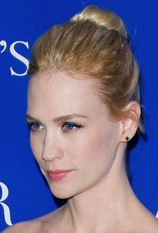 January Jones: Look of the Day