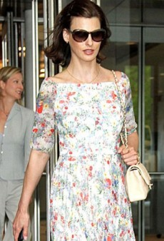 Linda Evangelista: Look of the Day