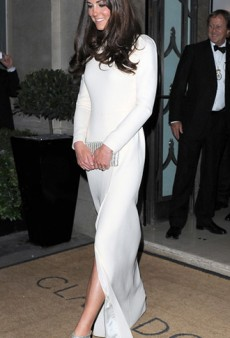 Kate Middleton in Roland Mouret – Her Best Look Ever? (Forum Buzz)