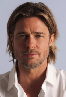 Brad Pitt is the Newest Face of Chanel N°5