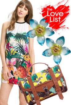 Tropical Punch: The Love List