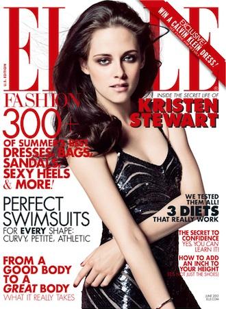Kristen Stewart for Elle