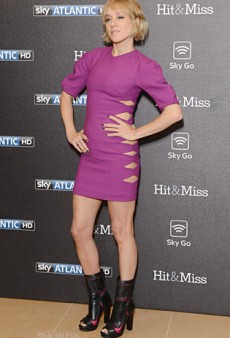 Chloe Sevigny Rocks a Form Fitting Versus Dress (Forum Buzz)
