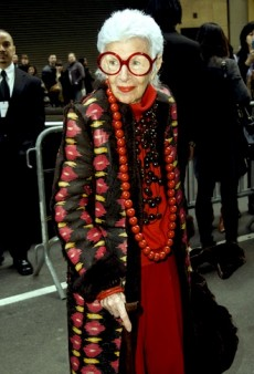 Iris Apfel Donates 600 Pieces to a Salem Museum