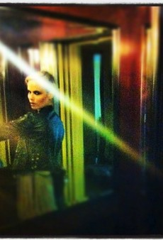 Natasha Poly Perfects the Art of the Twitpic and Other Celeb Twitpics of the Week