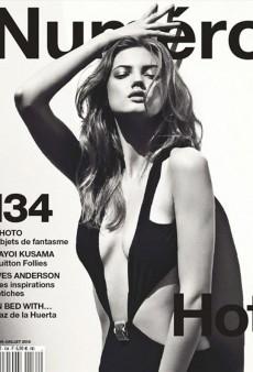 Lindsey Wixson's Sensual Numéro Cover (Forum Buzz)