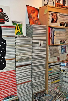 Mikel's Massive Magazine Collection (Forum Buzz)