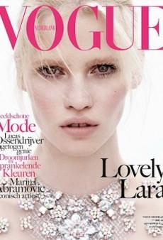 Vogue Expands Into Ukraine