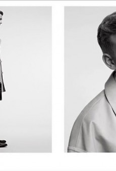 We're Smitten With Benjamin Eidem in Valentino's Menswear Ads (Forum Buzz)
