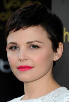 Get Ginnifer Goodwin's Bright Pop of Pink Makeup