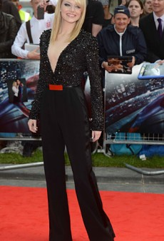 The Amazing Emma Stone is a Stunner in Elie Saab at 'The Amazing Spiderman' Premiere (Forum Buzz)