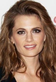 Look of the Day: Stana Katic's Revealing Stella McCartney Jumpsuit