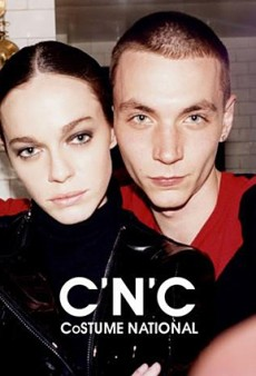 C'N'C Costume National Explores the Art of the Self Shot for Fall 2012 [VIDEO] (Forum Buzz)