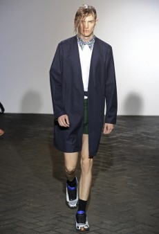Band of Outsiders Puts on a 60-Hour Show and More Paris Men's Spring 2013