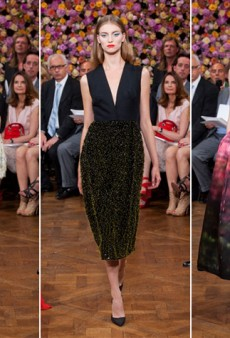 Mixed Feelings About Raf Simons' Dior Couture Debut (Forum Buzz)