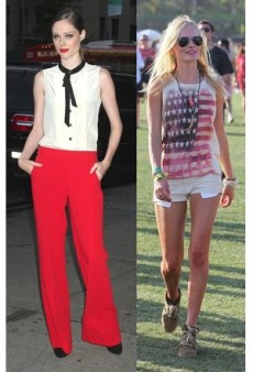 Want to Look Seriously Haute on the Fourth of July? Take a Cue from Coco Rocha and Kate Bosworth