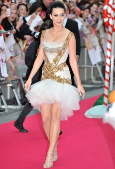 Katy Perry Makes a Statement in Marchesa and Other Best Dressed Celebs of the Week