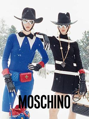 Moschino Fall 2012