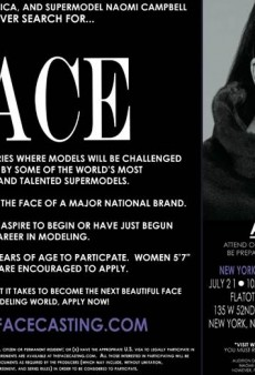 Naomi Campbell is Looking for THE FACE