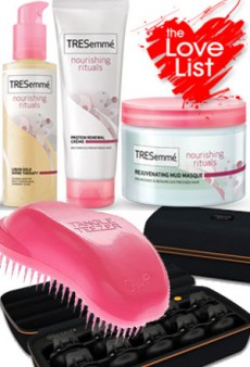 Salon Hair at Home: The Love List